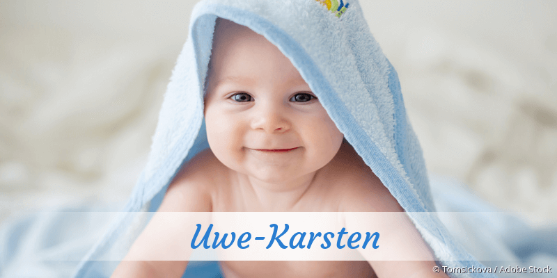Name Uwe-Karsten als Bild
