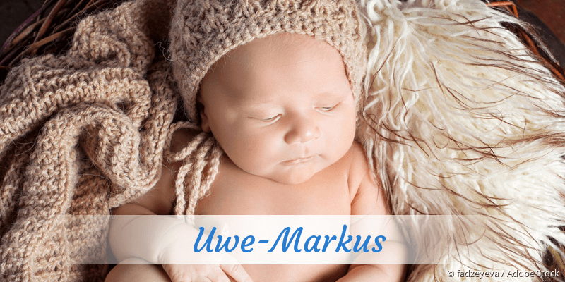 Name Uwe-Markus als Bild