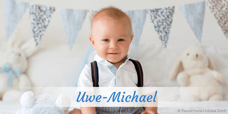 Name Uwe-Michael als Bild