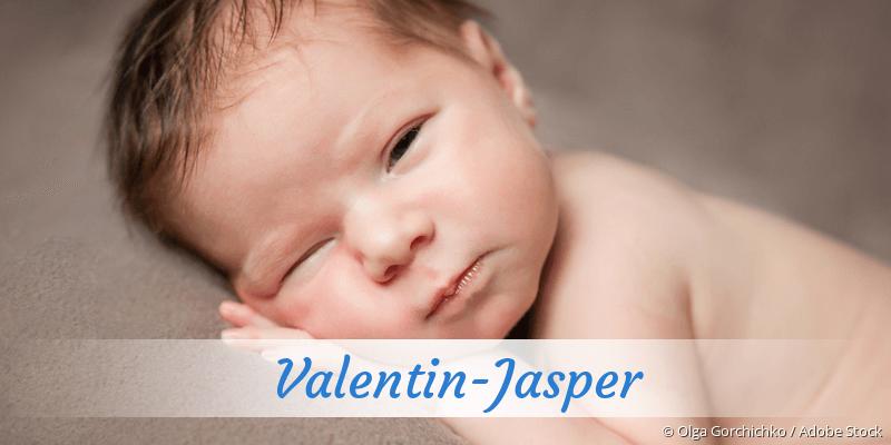 Name Valentin-Jasper als Bild