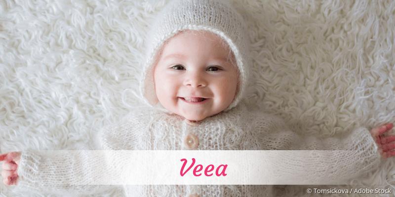 Name Veea als Bild