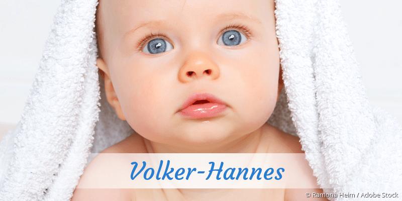 Name Volker-Hannes als Bild