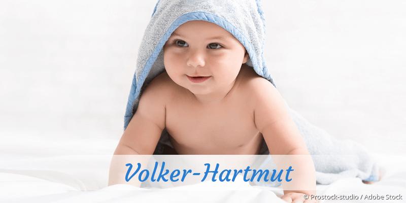 Name Volker-Hartmut als Bild