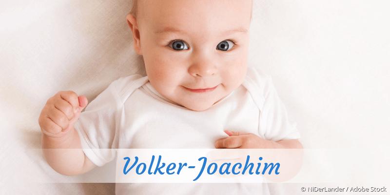 Name Volker-Joachim als Bild