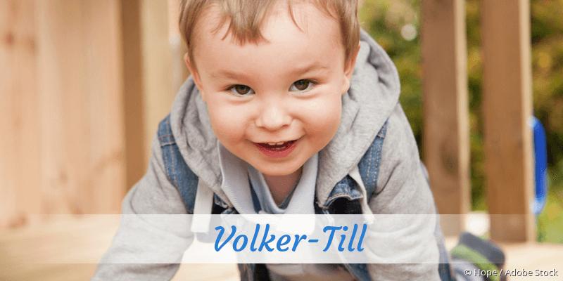 Name Volker-Till als Bild
