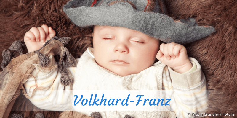 Name Volkhard-Franz als Bild