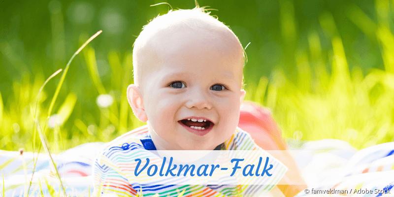 Name Volkmar-Falk als Bild
