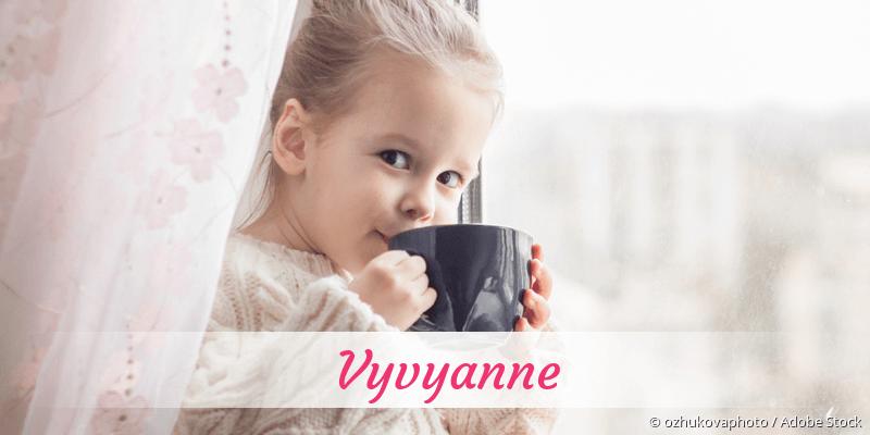 Name Vyvyanne als Bild