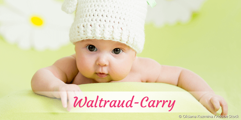 Name Waltraud-Carry als Bild