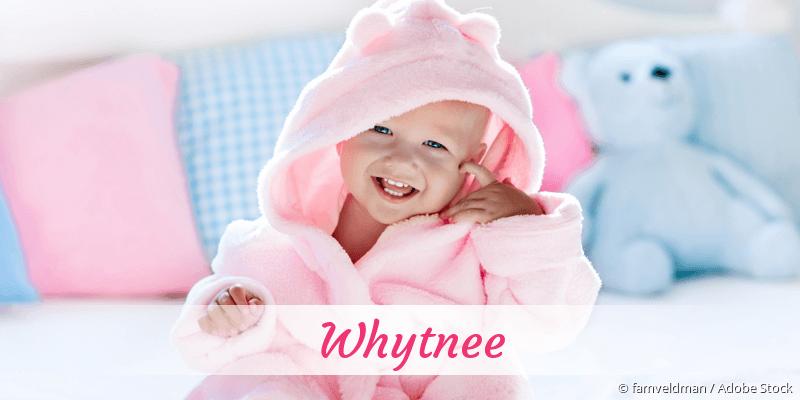 Name Whytnee als Bild