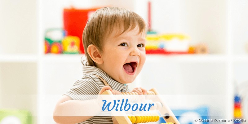 Name Wilbour als Bild