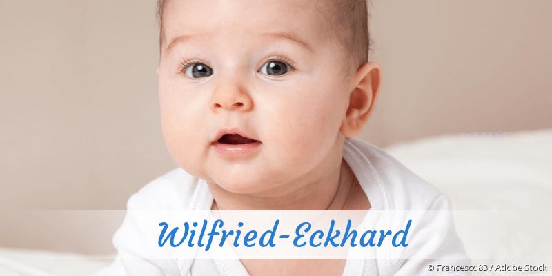Name Wilfried-Eckhard als Bild