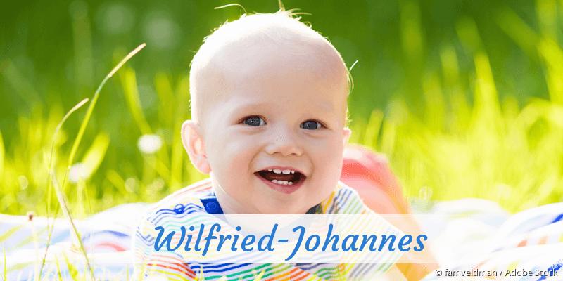 Name Wilfried-Johannes als Bild