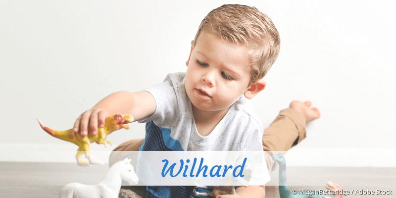 Name Wilhard als Bild