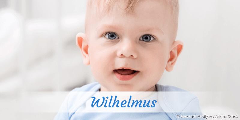 Name Wilhelmus als Bild
