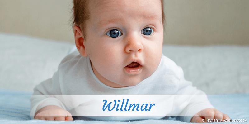 Name Willmar als Bild
