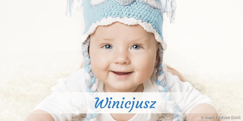 Name Winicjusz als Bild