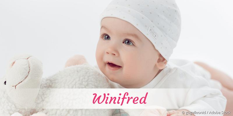 Name Winifred als Bild