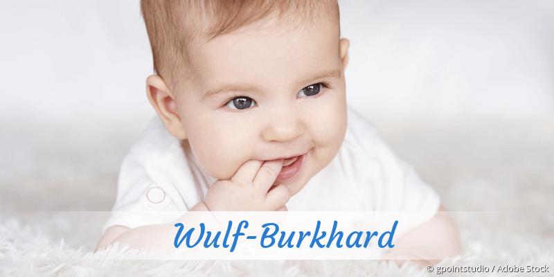 Name Wulf-Burkhard als Bild