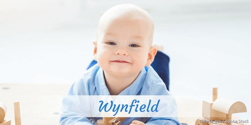 Name Wynfield als Bild