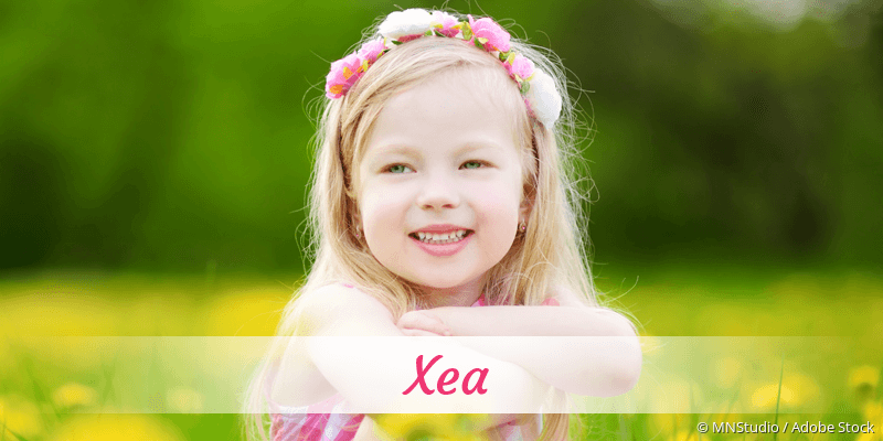 Name Xea als Bild