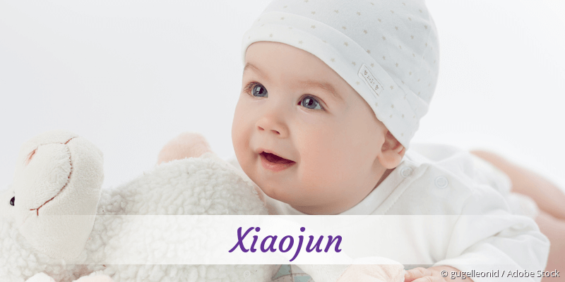 Name Xiaojun als Bild