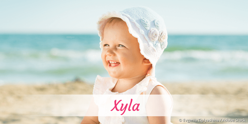 Name Xyla als Bild