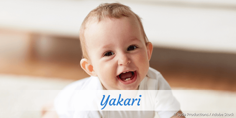 Name Yakari als Bild