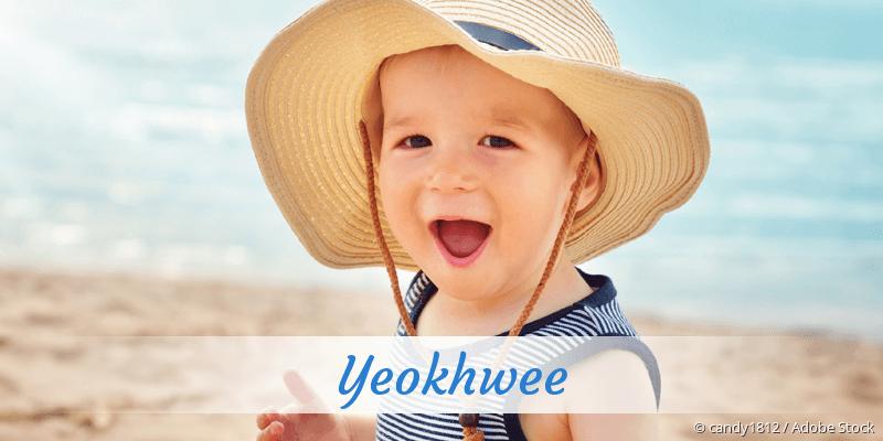 Name Yeokhwee als Bild