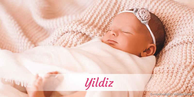 Name Yildiz als Bild