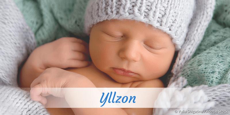Name Yllzon als Bild