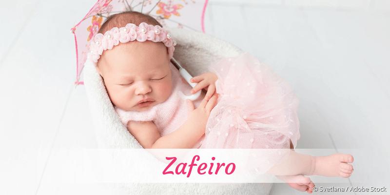 Name Zafeiro als Bild