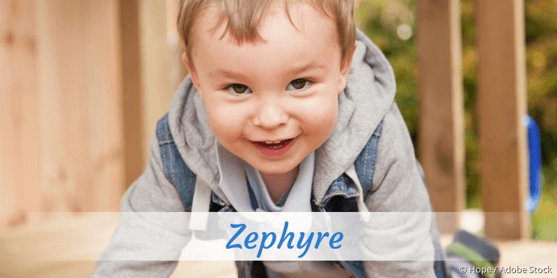 Name Zephyre als Bild