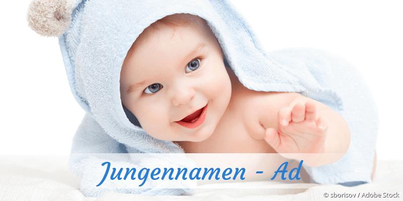 Jungennamen mit Ad