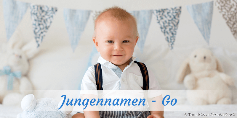 Jungennamen mit Go