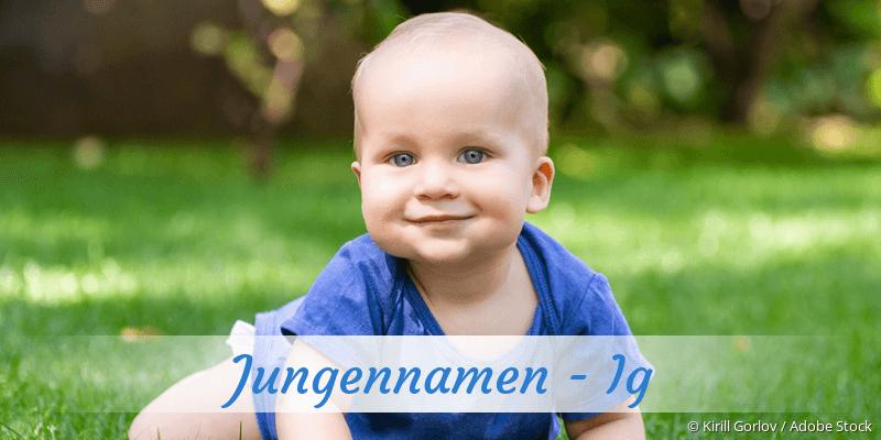 Jungennamen mit Ig
