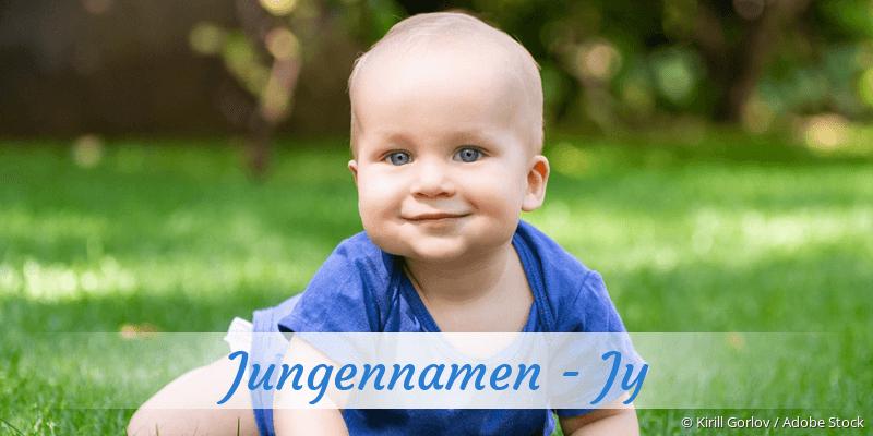 Jungennamen mit Jy