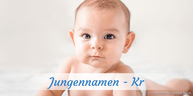 Jungennamen mit Kr