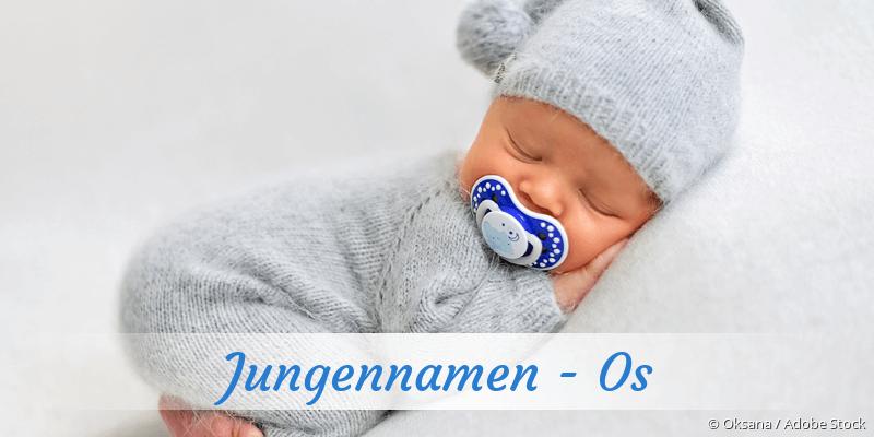 Jungennamen mit Os