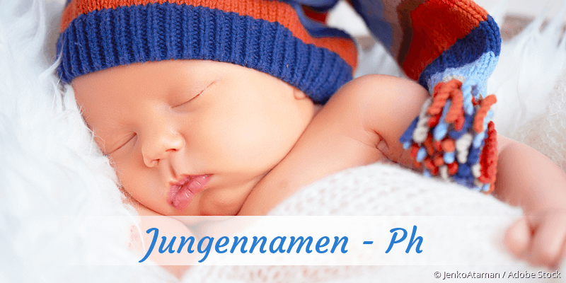 Jungennamen mit Ph
