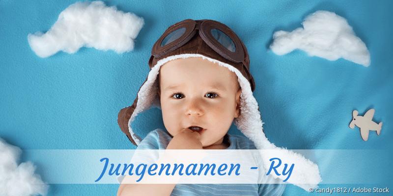Jungennamen mit Ry