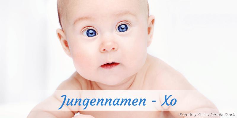 Jungennamen mit Xo