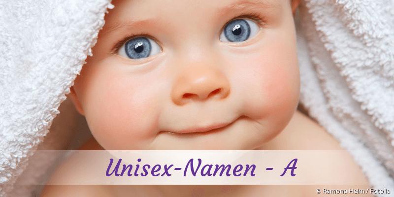 Unisex-Namen mit A