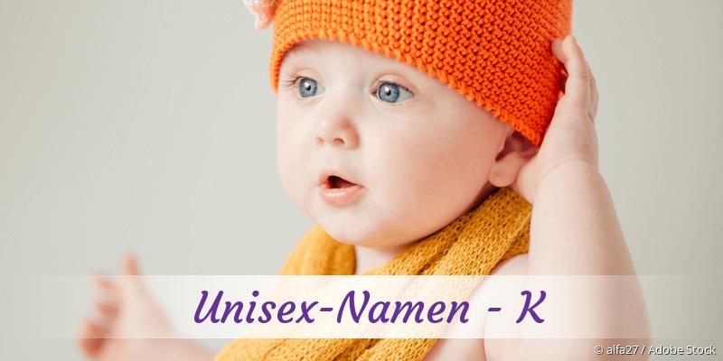 Unisex-Namen mit K