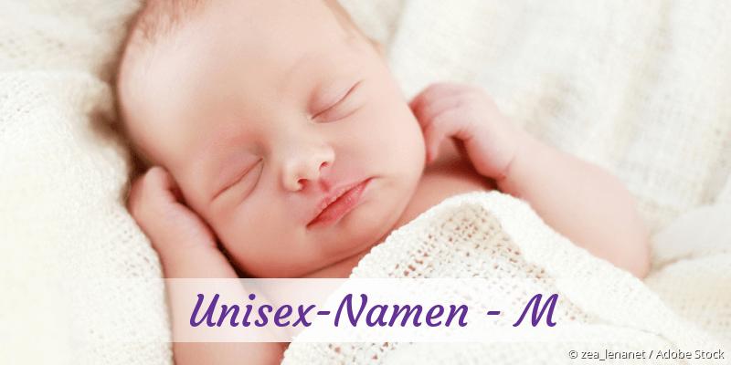 Unisex-Namen mit M