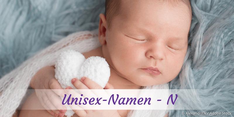 Unisex-Namen mit N