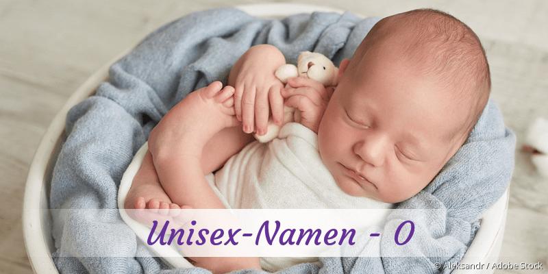 Unisex-Namen mit O