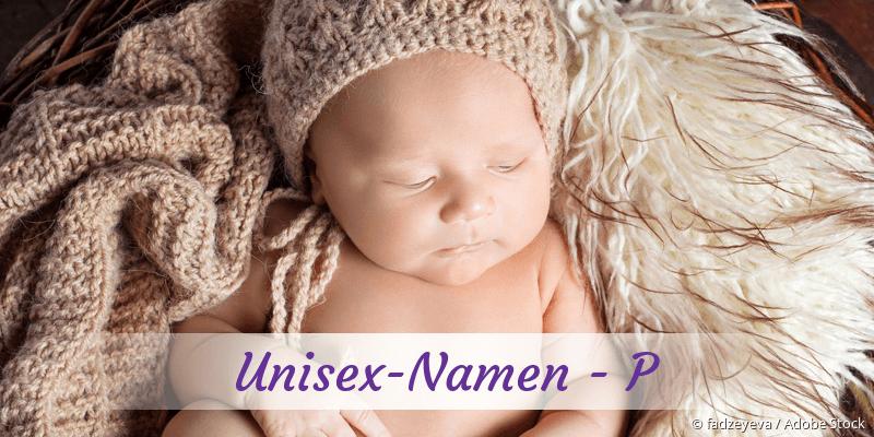 Unisex-Namen mit P