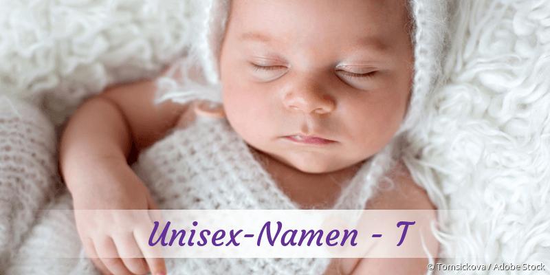 Unisex-Namen mit T