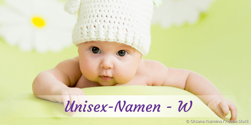 Unisex-Namen mit W